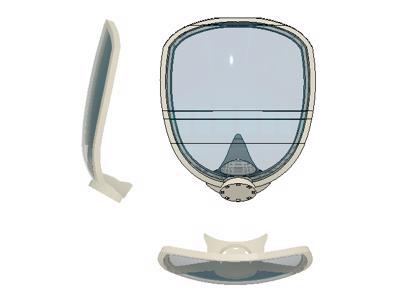 Image for project called Wearable HelGlaSk (Helmet + Glasses + Mask)