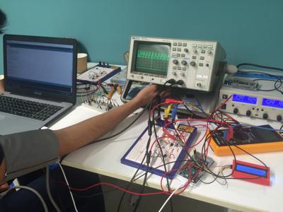 Image for project called Digital Sphygmomanometer