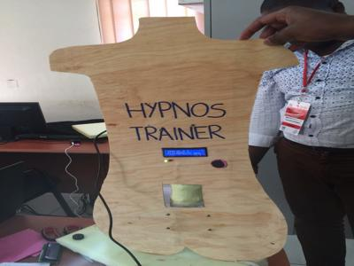 Image for project called HYPNOS TRAINER- A precision surgical training tool for epidural anesthesia