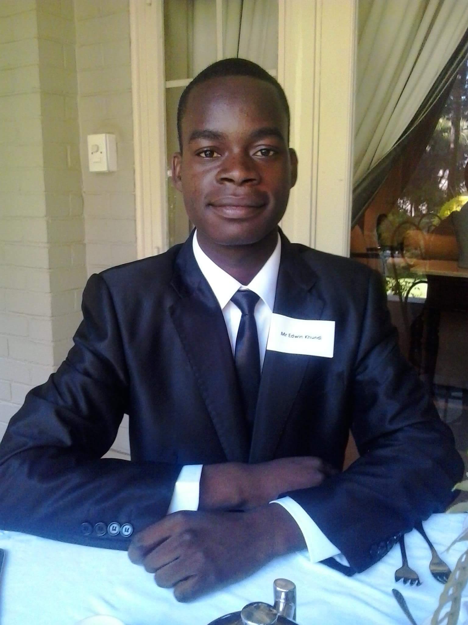 Edwin Khundi profile picture