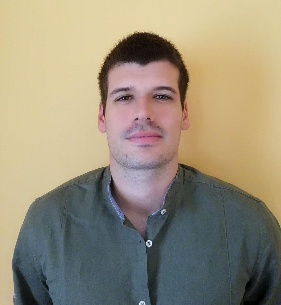 Marcos Hormiga González profile picture
